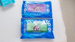 Competitive Price Anti-Insect Pet Paw Wet Wipe