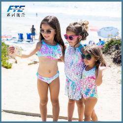 229ea7f3e9 Colorful Girl Swimwear Child One Piece Style Swimwear Sexy Bikini Kids
