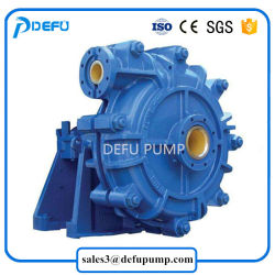 Heavy Duty Horizontal Centrifugal Slurry Handling Pump