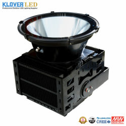 Outdoor IP65 1000W LED Flood Light for Sport Stadium Lighting with 5 Years Warranty
