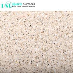 Granite Imitation Man Made Quartz Stone For Kitchen Countertop