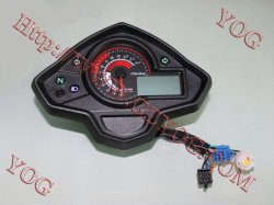 Wholesale Price Motorcycle Spare Parts Accessories Speedometer for Italika 250z