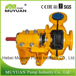 Wear Resistant Mill Discharge Mineral Processing Centrifugal Slurry Pump