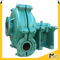 Steel Plant Sewage Horizontal Centrufugal Slurry Pump