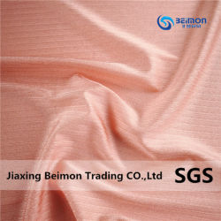 Stripe Nylon Spandex Stretch Fabric 185GSM for Sportwear/Swimwear