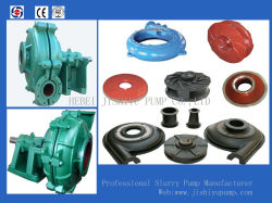 Lah Slurry Pump and Spare Parts Used in Mining Industry