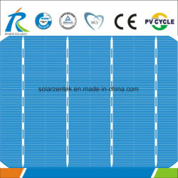 Slurry Wire Polycrystalline Solar Cell with 4bb for India