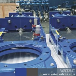 Stainless Steel Slurry Knife Gate Valve with Hand Wheel