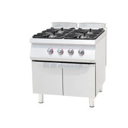 Heavy Duty Cooking Equipment Chinese Wholesale 4 Burner Gas Range Cooker
