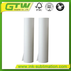 Adhesive Anti-Curled 105GSM Sublimation Paper for Sportwear