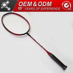 Customized Sports Goods Badminton Racket Carbon Fiber Product