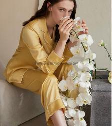 Custom Made High Quality Silk Sleepwear Pajamas Set