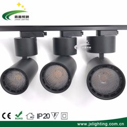 Zhongshan Factory 20W LED Track Lights Adjustable Ceiling Spotlight