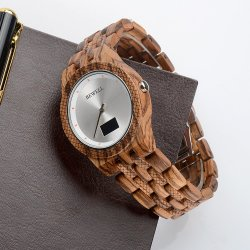 Factory Customized Special Premium Wooden Sports Smart Watch