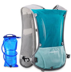 2L Water Bladder Bag Sport Hiking Backpack Cycling Hydration Bag