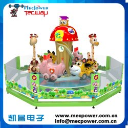 Indoor Game Vroom Family 6p Animal