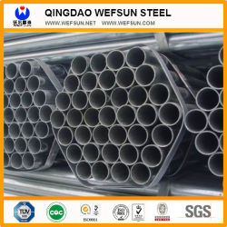Feeding System Pre-Galvanized Steel Pipe From China