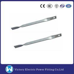 Galvanized Steel Cross Arm Tie Strap for Pole Line Hardware