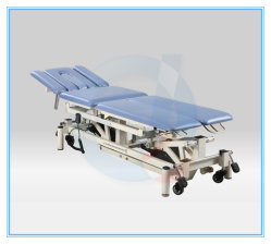 Height-Adjustable Therapy and Examination Treatment Table with 6 Section