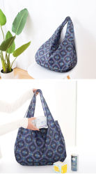 Fashionable Portable Collapsible Travel Shopping Bags Reusable Handbags Multifunctional Organizer Accessories Supplies Products