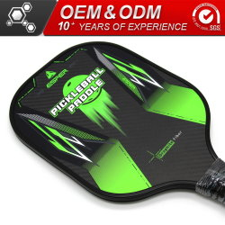 3K-Woven PP/Nomex Fiber Pickleball Paddle Graphite Sports Equipment