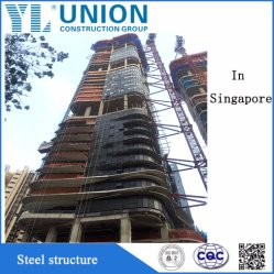 Steel Framework for Steel Structure Building or Steel Construction
