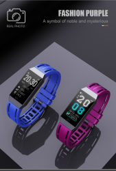 Smart Waterproof Band Wristband ID115 Plus Bracelet Sport Tracker Heart Rate Monitor Watches