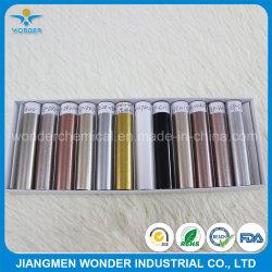 Metallic Shiny Silver Gold Effect Spray Powder Paint Powder Coating