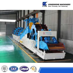 High Frequency Sand Washing and Recycling Machine
