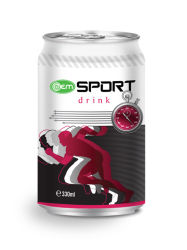 330ml Alu Can OEM Sport Drink