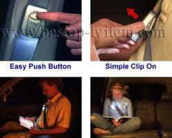 Seatbelt Light (TVE-091124sl)