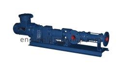 Industry Slurry Fluid Electric High Quality Single Screw Progressive Cavity Pump