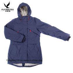 Women's Long Style Fashion Outerwear Sports Wear Winter Apparel