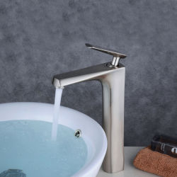 Factory New Style Brass Bathroom Basin Tap