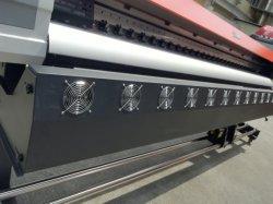Tecjet 10 Feet XP600 Printhead Digital Inkjet Eco Solvent Printer Digital Banner Printing Machine Price