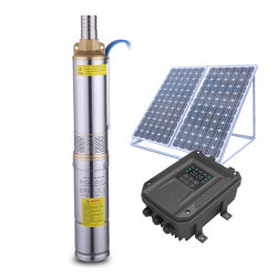 DC Deep Well Submersible Solar Water Pump for Agriculture Irrigation