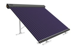 Solar Keymark, SRCC & As2712 Approved Evacuated Tube Solar Collector (etc-30)