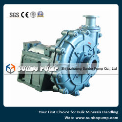 China Factory Direct Sales High Pressure Centrifugal Slurry Pump Zj