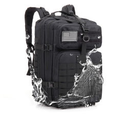 1000d Nylon 8 Colors Waterproof Outdoor Military Rucksacks Tactical Backpack Sports Camping Hiking Trekking Fishing Hunting Bag