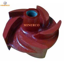 Wear Resistant High Efficiency Centrifugal Slurry Pump Spare Parts