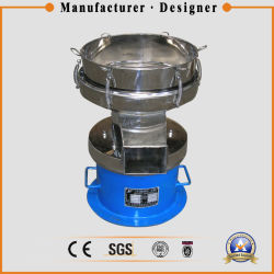 450 Type Paint and Glaze Vibro Sifter in Chemical Industry