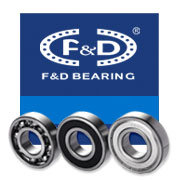 High Precision ball bearing F&D bearing 6000 6200 6300 series fuda bearing