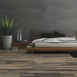 Hard Wooden Surface Vinyl Flooring for Exhibition Table