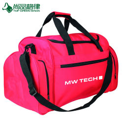 Custom Lightweight Waterproof Big Travel Tote Duffle Gym Sports Bags 58bfadf3ebe3e