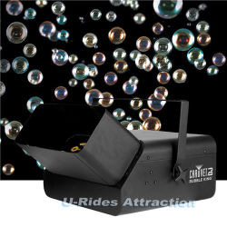 New High Output Large Compact Bubble Machine soap bubble maker for party