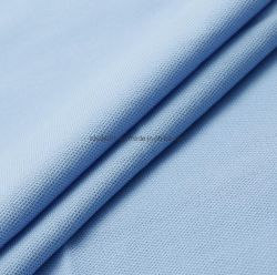 Wholesale 60s 93% Cotton 7% Spandex Mesh Fabric Knitting Fabric for Sport Garment