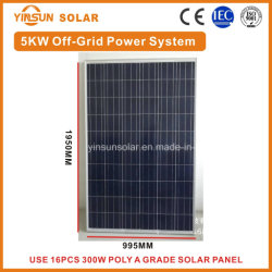 5000W off-Grid Solar Power System for Home Solar Energy PV System