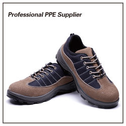 Sport Style Industrial Steel Toe Safety Shoes