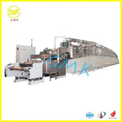Li Battery Cathode Slurry Vertical Type Single Surface Coater