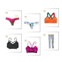Women Fitness Seamless Sports Wear Underwear Sets